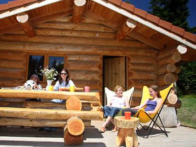 Holiday rental, Cottage Les Fustes du Pilat Planfoy | Europa