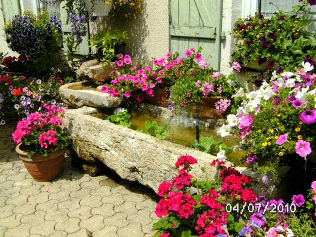 Bed and Breakfast Au Jardin Fleuri Glay | Europa Bed & Breakfast